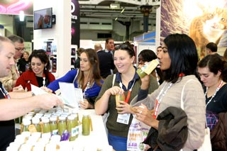 More than 400 veterinary businesses showcases products and services at Olympia.