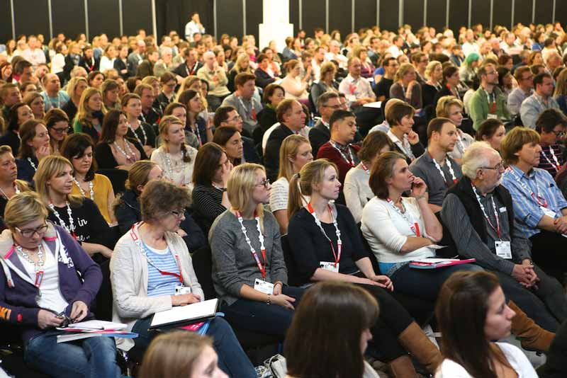 A record 5,000 plus delegates attended this year's London Vet Show.