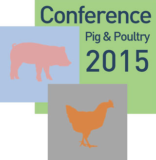 Pig and poultry conference logo