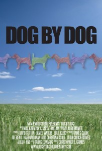 Dog By Dog movie poster.