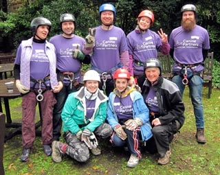Forth Rail abseil