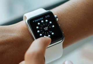 Survey participants could win an Apple Watch Sport. Image: Wikimedia Commons/fancycrave1.