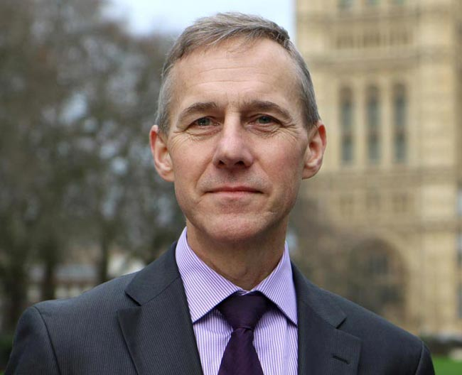 UK CVO Nigel Gibbens.