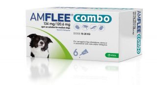 "Amflee Combo is a ""direct alternative to Merial's very successful Frontline Combo"", and is the first generic of the fipronil/S-methoprene treatment to launch into the UK market."