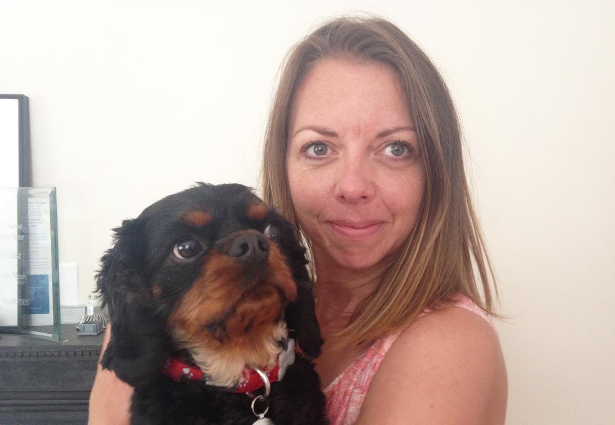 Valerie Pollard Dog Training