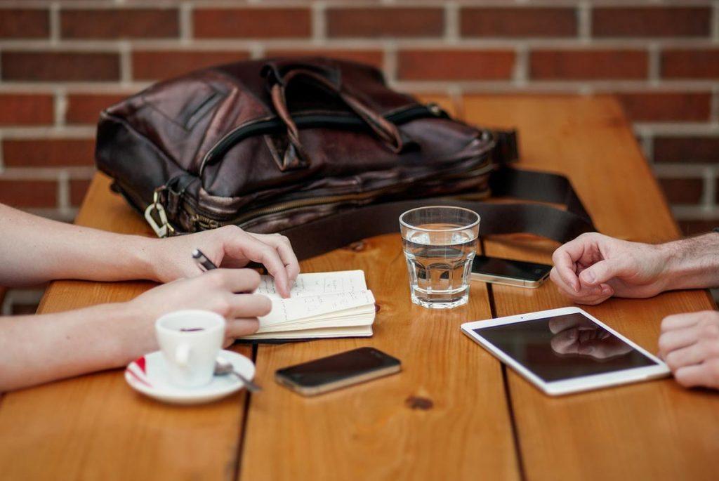 Meeting.