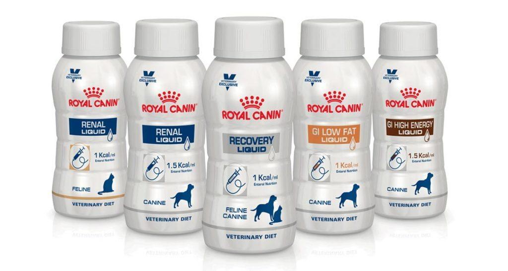 canine liquid renal diet