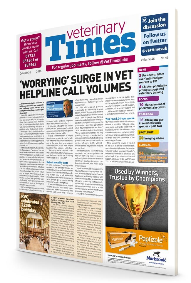 VT Front cover