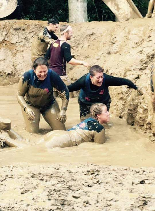 Tough Mudder raises money for Help For Heroes.