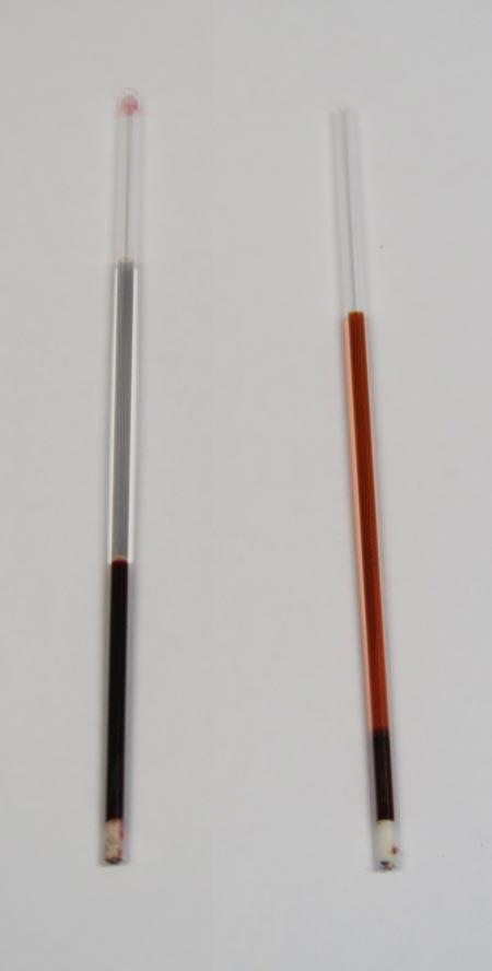 PCV tubes