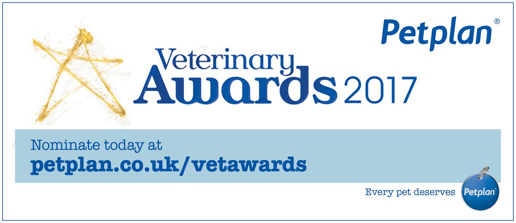 Petplan vet awards
