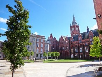 The University of Liverpool will host VetEd on 6 to 7 July. IMAGE: Superchilum, CC BY-SA 4.0, https://commons.wikimedia.org/w/index.php?curid=51799681