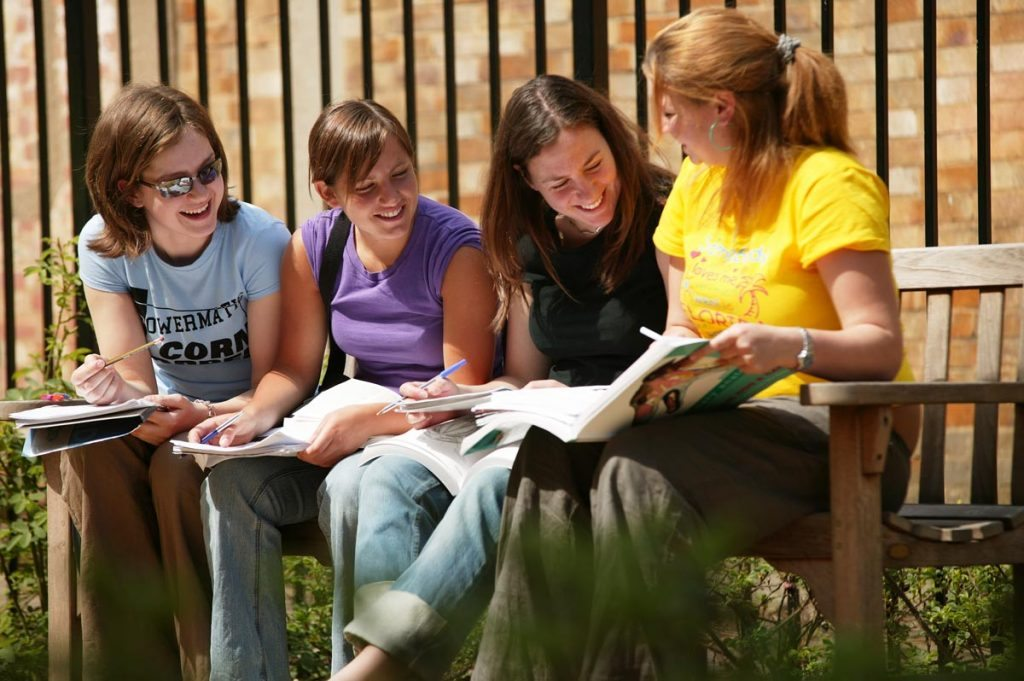 RVC students