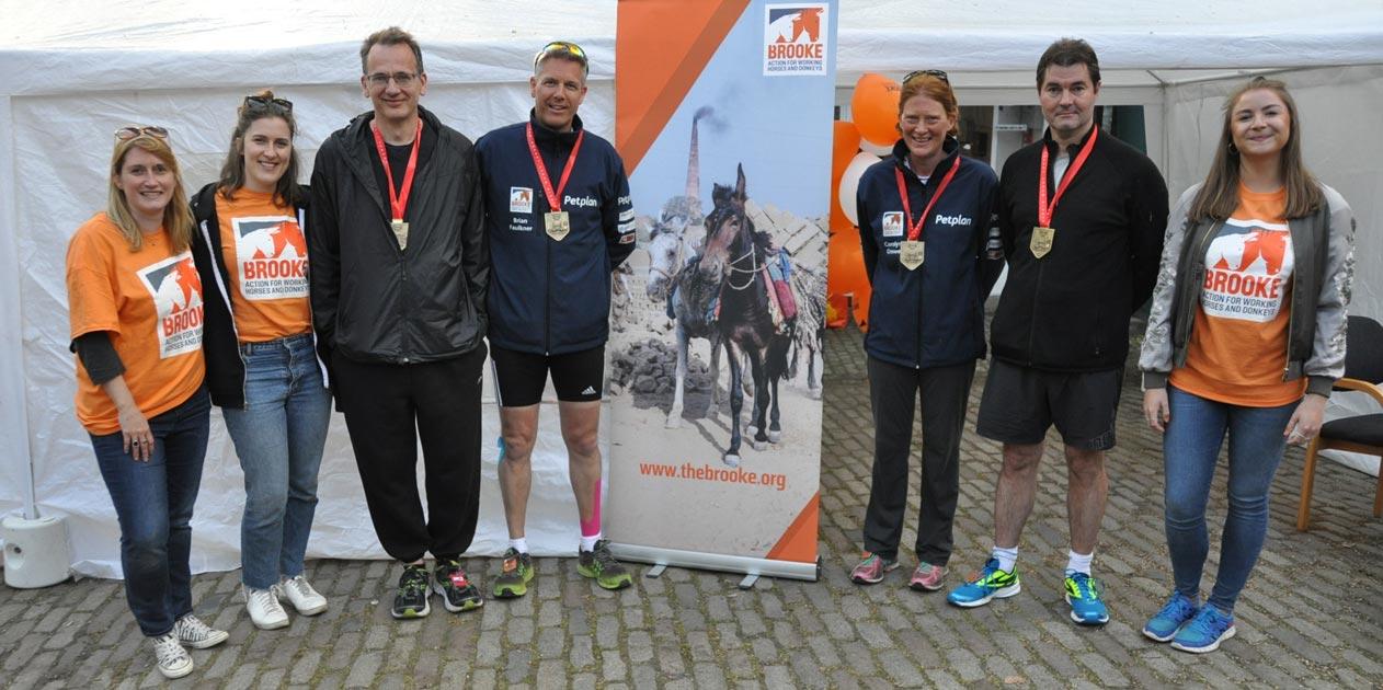 brooke-runners-volunteers