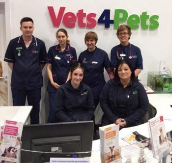 V4P Catterick team