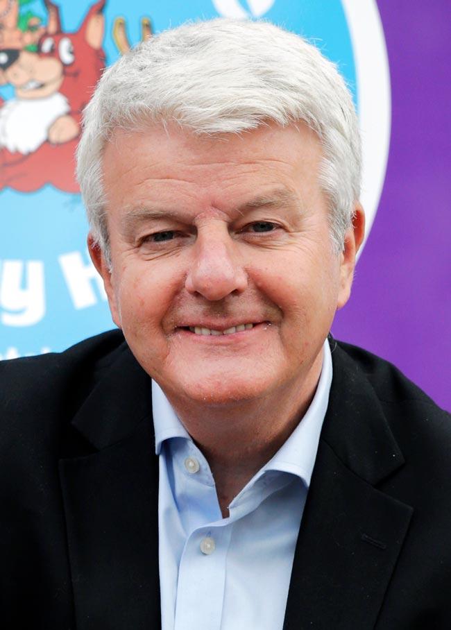 Stuart Carmichael.