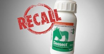 Deosect recall