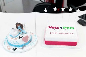 Vets4Pets opens 450th apply