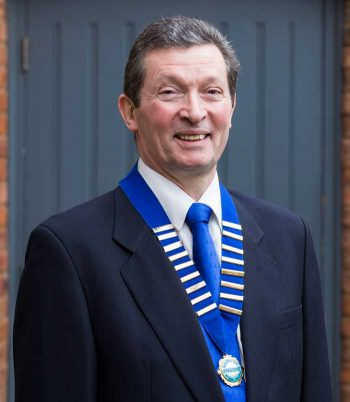 Philip Lhermette is president for 2018-2019. Image: BSAVA.