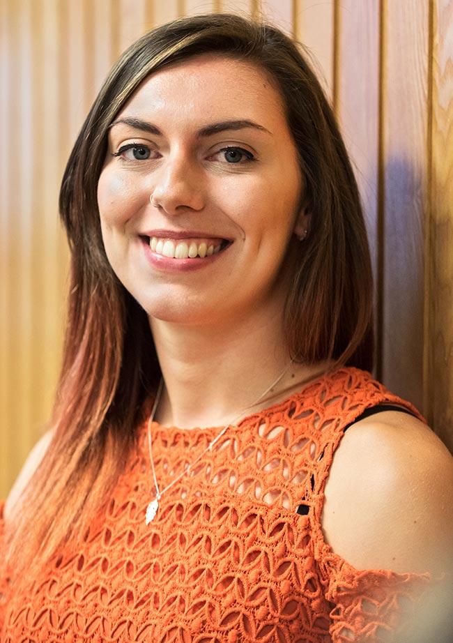 Sarah Hillyer.