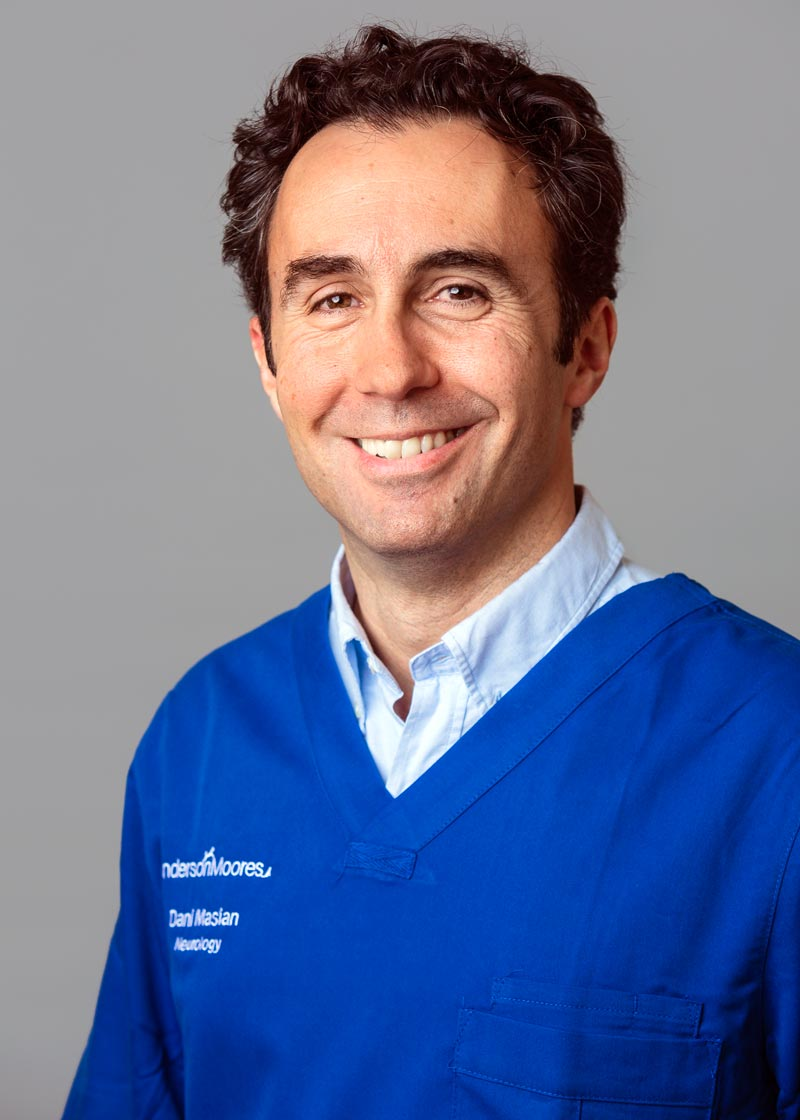 New head of neurology at Anderson Moores