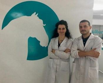 Isabel Fidalgo Carvalho and Alexandre Vieira Pires.