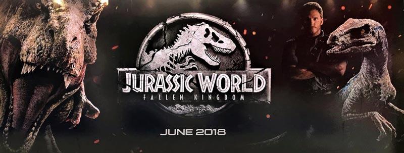 Huge day for Jurassic vet