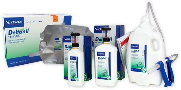 Virbac publicizes shelf life extension for parasiticide