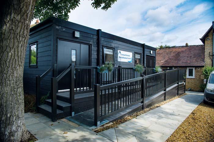 Cromwell Vets Animal Rehabilitation Centre.