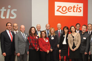 Zoetis Europe, Africa and Middle East