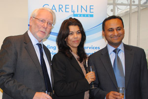 Celebrating the launch of Careline4Vets