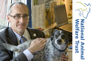 National Animal Welfare Trust CEO David Warner