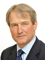 Environment secreatary Owen Paterson