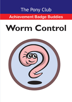 Responsible Worming Badge