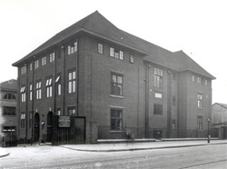 Beaumont Animals' Hospital in 1933