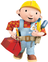 Bob the Builder. Image courtesy HiT Entertainment.