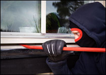 Police issue warning after a spate of break-ins