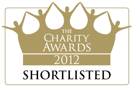 The Charity Awards 2012