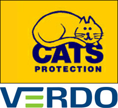 Cats Protection announces Verdo Cat Litter as official litter supplier and sponsor of National Cat Awards