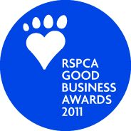 RSPCA Good Business Awards 2011