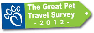 The Great Pet Travel Survey 2012