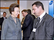 The initiative was launched By HRH The Princess Royal at the University of Edinburgh's Easter Bush campus