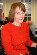 Libby Earle, head of the RCVS veterinary nursing department