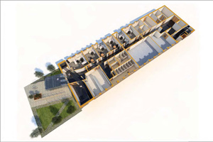 Plans for the new veterinary teaching suite at Liverpool