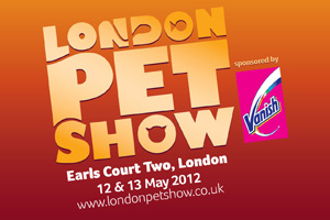 London Pet Show 2012. Earl's Court Two, May 12 & 13, 2012.