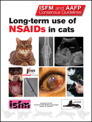 ISFM and AAFP Consensus Guidelines on the Long-term use of NSAIDs in cats