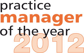 Practice Manager of the Year 2012