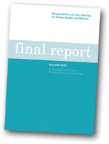 The final report of the RCS advisory group