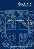 RCVS Guide to Professional Conduct