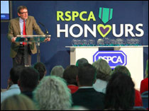Mark Evans, head of the RSPCA's companion animals department
